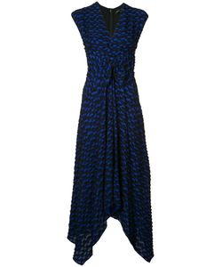 Proenza Schouler | Textu Shift Dress Womens Size 0 Viscose/Silk