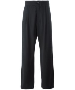 Odeur | Oversized Pants Adult Unisex Size Small Wool/Lyocell