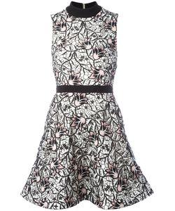 Self-Portrait | Laye Fla Dress Womens Size 10 Polyester