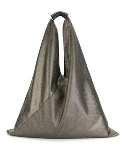 Mm6 Maison Margiela | Slouch Shoulder Bag Womens Polyamide/Polyester/Calf Leather