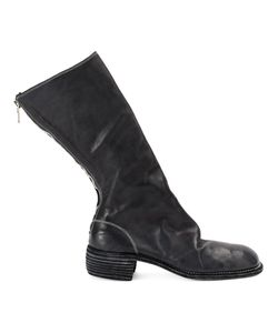 Guidi | Mid-Calf Length Boots Womens Size 36 Horse Leather/Leather