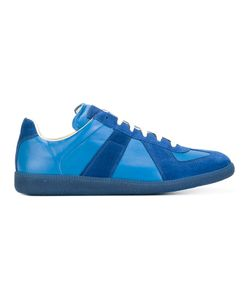 Maison Margiela | Replica Sneakers Mens Size 40 Calf Leather/Calf Suede/Leather/Rubber