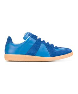 Maison Margiela | Replica Sneakers Mens Size 41 Calf Leather/Calf Suede/Leather/Rubber
