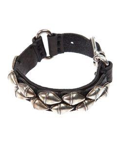 Goti | Textured Silver Bracelet