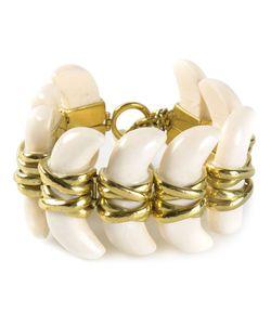 Vaubel | Connected Teeth Bracelet