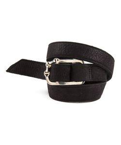 Hoorsenbuhs | Buckled Triple Wrap Bracelet