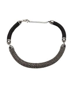 Nektar De Stagni   Crystal Rope Necklace