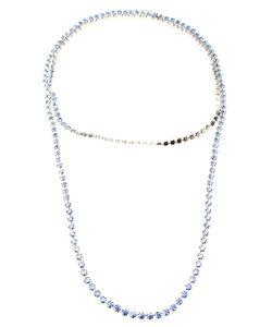 Tom Binns | Long 3 Strand Crystal Necklace