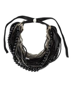 Goti | Chain And Bead Necklace