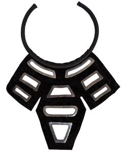 Urban Zen   Tribal Shield Necklace