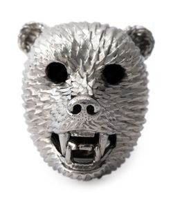 Simon Harrison | Dionysus Bear Ring