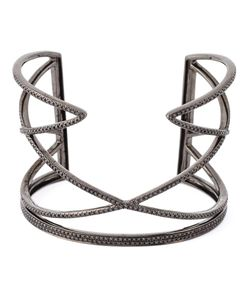 Joëlle Jewellery | Geometric Diamond Cuff