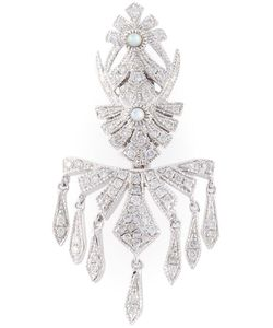 Joëlle Jewellery | Pavé Diamond Earring