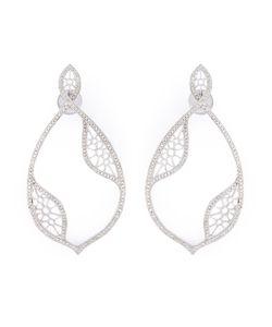 Joëlle Jewellery | Diamond Teardrop Earrings