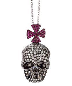 Gavello   Skull Pendant Necklace