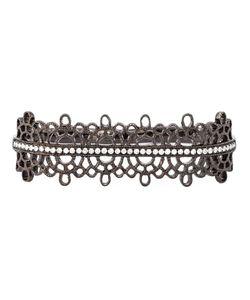 Joëlle Jewellery | Diamond Detail Filigree Double Ring