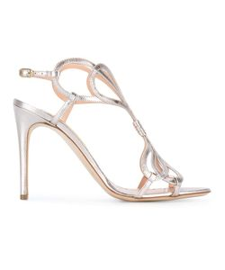 Rupert Sanderson   Sandals Womens Size 40 Leather