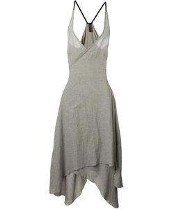 Area Di Barbara Bologna | Wrap V-Neck Dress