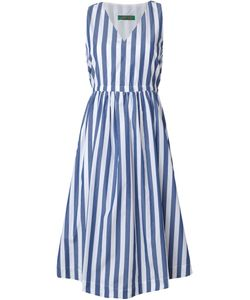 Casey Casey | Striped V Neck Dress