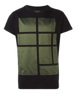 Letasca   Square Print T-Shirt