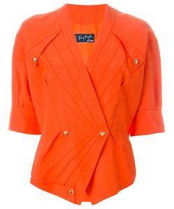 Thierry Mugler Vintage | Wrap Jacket