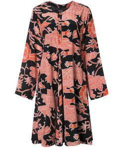Creatures Of The Wind | Bird Pattern Fla Dress Womens Size 6