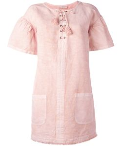 Ulla Johnson | Bell Sleeved Lace Detail Dress Womens Size 6