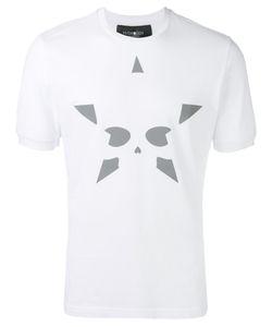 Hydrogen | Star Print T-Shirt Mens Size Xl Cotton