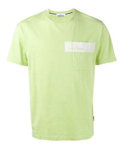 Stone Island   Short Sleeve T-Shirt Mens Size Large Cotton
