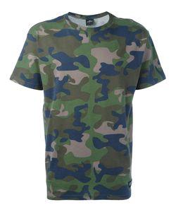 Les ArtIsts   Les Artists Camouflage T-Shirt Mens Size Xs Cotton
