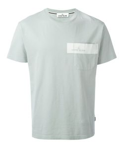 Stone Island   Chest Pocket T-Shirt Mens Size Medium Cotton