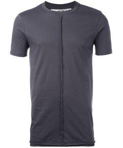 Damir Doma | Central Open Seam T-Shirt Mens Size Medium Cotton
