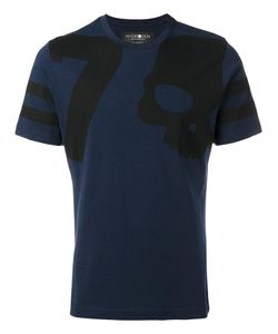 Hydrogen | Skull Print T-Shirt Mens Size Xl Cotton