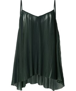 Just Female | Pleated Cami Womens Size Small Polyester