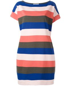 YMC | Striped T-Shirt Dress Womens Size Medium Cotton