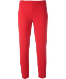 Moschino   Cropped Trousers Womens Size 38 Polyester/Triacetate