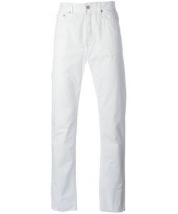 Stone Island   Bianco Trousers Mens Size 34 Cotton