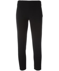 Moschino   Cropped Trousers Womens Size 44 Polyester/Triacetate