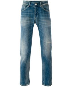 Dondup | Fade-Effect Jeans Mens Size 33 Cotton/Polyester