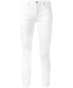 Iro | Ripped Jeans Womens Size 27 Cotton/Spandex/Elastane