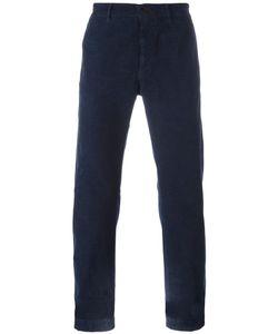 Massimo Alba   Straight Trousers Mens Size 46 Cotton/Spandex/Elastane
