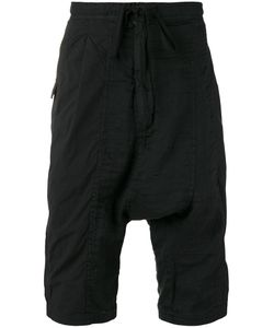 The Viridi-Anne | Drop-Crotch Shorts Mens Size 4 Cotton