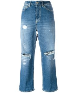 Dondup | Cropped Jeans Womens Size 27 Cotton/Polyester