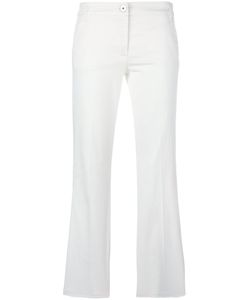 Dorothee Schumacher | Cropped Pants Womens Size 4 Cotton/Spandex/Elastane