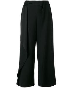 Chalayan | Scarf Trousers Womens Size 40 Viscose/Acrylic