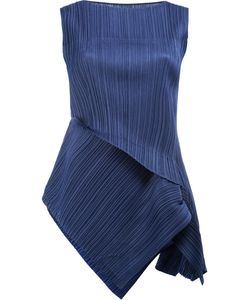 Pleats Please By Issey Miyake | Asymmetric Pleated Tank Womens Size 5