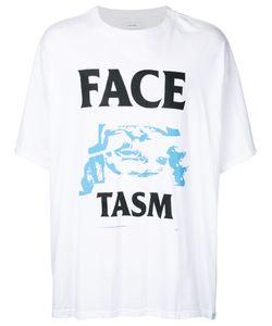 Facetasm | Printed T-Shirt Mens Size 00 Cotton