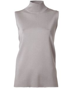 Dion Lee | Loop Back Knitted Tank Womens Size 8 Viscose/Nylon