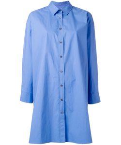 Odeeh | Relaxed Shirt Dress Womens Size 40 Cotton