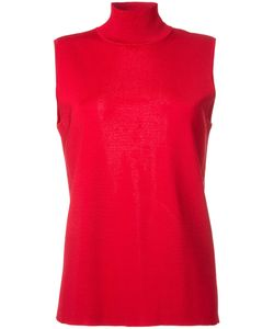 Dion Lee | Loop Back Knitted Tank Womens Size 12 Viscose/Nylon